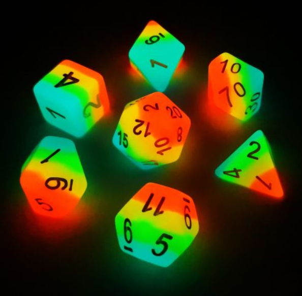 glow in the dark dnd