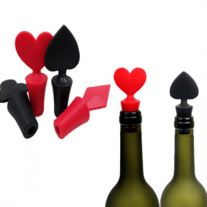 Card Wine Bottle Stopper