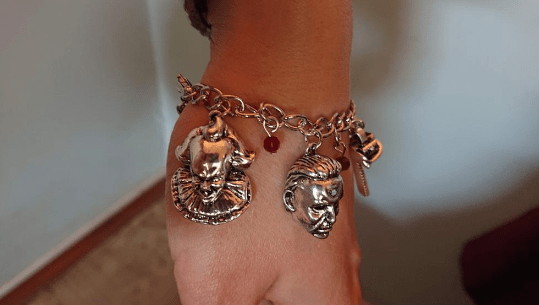 Skull Bracelet Horror Movie