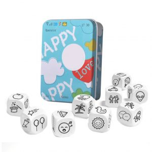 Story Maker Dice Game