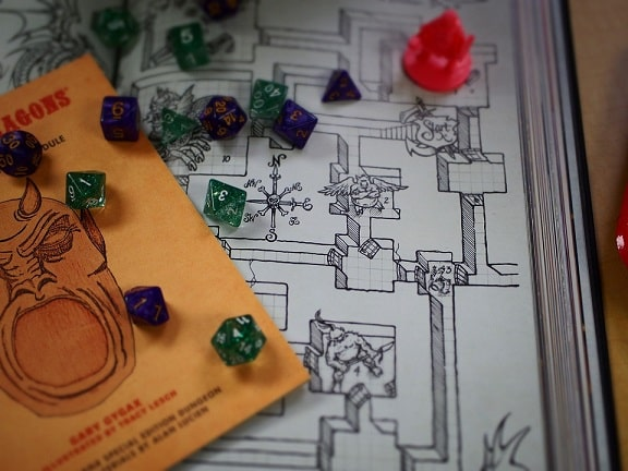 How to play Dungeons and Dragons