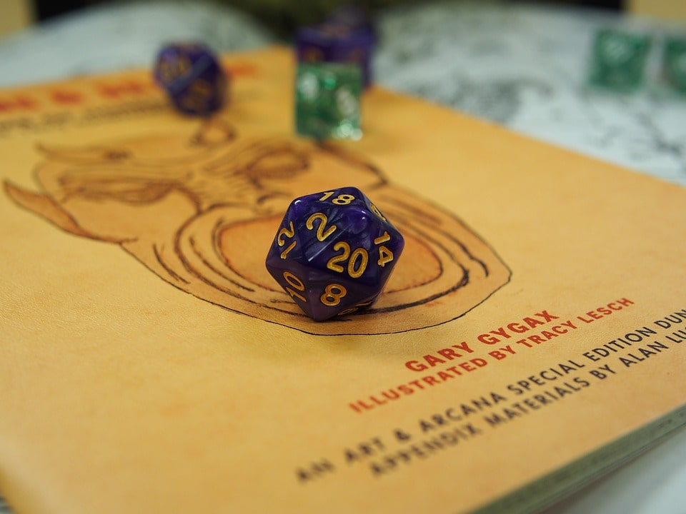 The Role of DnD Dice