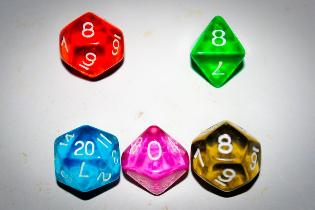 Buying Dice Online